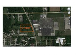 IL Rt 1 @ Newell Road, Danville, IL 5.1 Acres