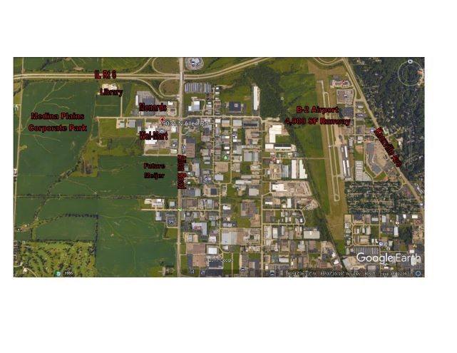 Lot 15 – Medina Plains Corporate Park, Peoria, IL