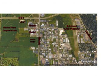 Lot 1- Medina Plains Corporate Park,  Peoria, IL