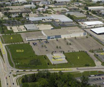 Lot 6 – Pioneer Parkway @ Allen Road, Peoria, IL